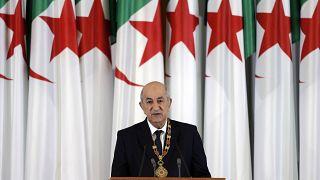 الرئيس الجزائري عبد المجيد تبون (صورة من الأرشيف)