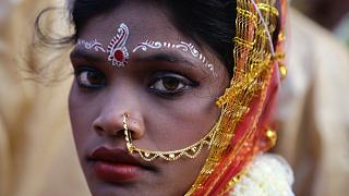 """Hindistan'da """"Aşk Cihadı adlı komplo teorisine"""" karşı kampanya"""