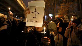 Ukrayna'ya ait yolcu uçağının düşmesi sonucu Ocak 2020'de 176 sivil hayatını kaybetti.