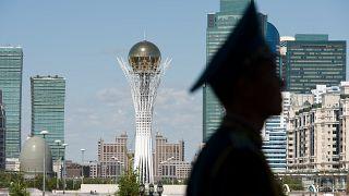 أستانا عاصمة كازاخستان