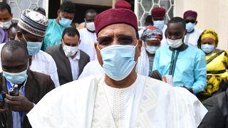 مرشح الحزب الحاكم في النيجر محمد بازوم