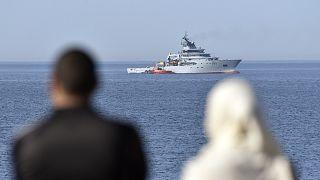 واجهة البحر في الجزائر- صورة توضيحية