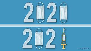 2020 a járvány éve volt, 2021 a védőoltásé
