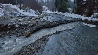 Norvég földcsuszamlás: négyen meghaltak, hat eltűnt személyt keresnek