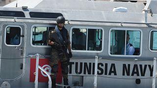 قوات البحرية التونسية