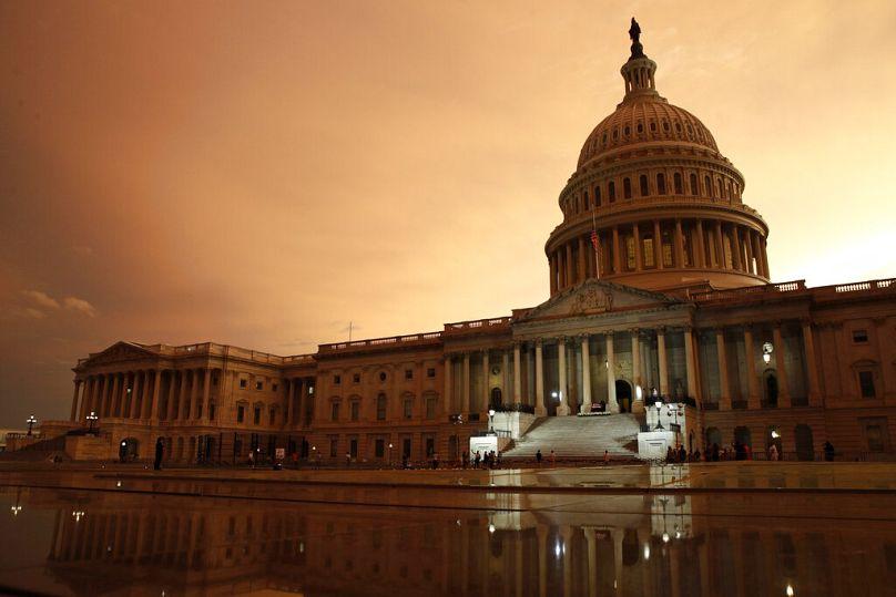 آیا امکان عدم تائید پیروزی بایدن در جلسه روز چهارشنبه کنگره آمریکا وجود دارد؟AP Photo