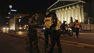 حظر تجوّل مشدد على ستة ملايين فرنسي يدخل حيّز التنفيذ
