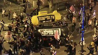 À Jérusalem, manifestation anti-Netanyahou ce samedi