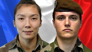 الجنديان الفرنسيان اللذان قتلا في مالي