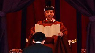 Japon İmparatoru Naruhito