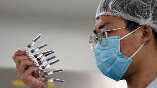 Çinli aşı