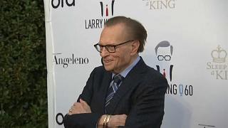 Covid-19, ricoverato a Los Angeles Larry King
