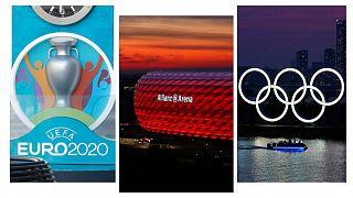 رویدادهای ورزشی سال ۲۰۲۱