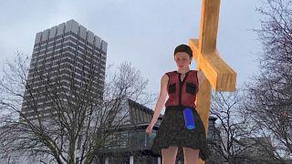 Kortárs virtuális szabadtéri tárlat Londonban