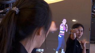 فناوری دوربین سهبعدی برای آمادگی جسمانی در تایوان