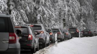 Kocsisor Winterbergben