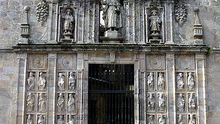 Santiago de Compostela inicia un Año Santo bajo la sombra de la pandemia