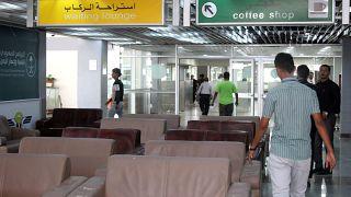 مطار عدن في اليمن