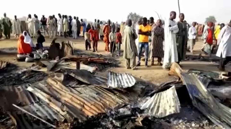 Крупнейшее массовое убийство в Нигере | Euronews