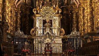 Papst verlängert heiliges Jakobusjahr bis 2022