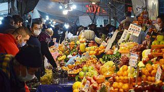 Türkiye Aralık 2020 enflasyon rakamları açıklandı / Arşiv