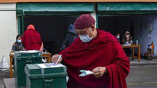 tibeti választás