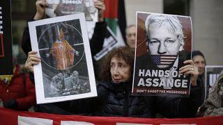 Recusada extradição de Julian Assange
