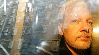 Julian Assange is seeking bail after a judge blocked an extradition request from the US