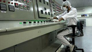 مرکز هسته ای