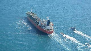 İran, Güney Koreli tankere el koydu