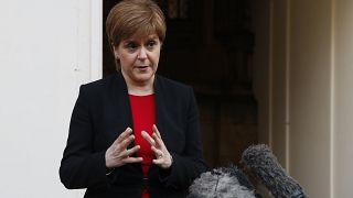 Nicola Sturgeon announced the latest measures on Monday