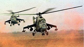 بالگرد روسی «Mi-24»