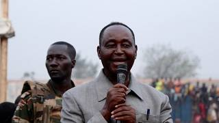 Central African Republic's ex-president Bozizé investigated for 'rebellion'