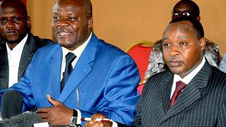 France arrests former DRC rebel leader