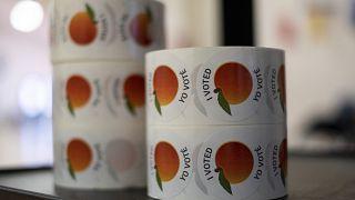 Die Stichwahl in Georgia entscheidet über die Mehrheitsverhältnisse in der US-Politik