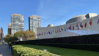 مبنى مجلس الأمن التابع للأمم المتحدة في نيويورك
