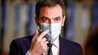 France's Health Minister Olivier Veran