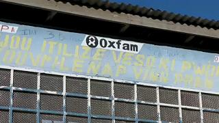 File picture: Oxfam sexual abuse scandal Haiti 2010