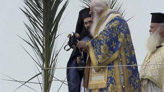 Праздник Богоявления в Греции: освящение вод