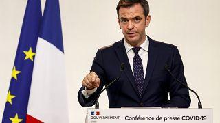 وزير الصحة الفرنسي أوليفييه فيران