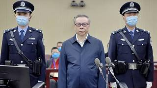 Çin'de yolsuzluk ve rüşvet almaktan idam cezasına çarptırılan eski yönetici