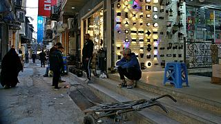 بازار شورجه در بغداد