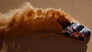 Dakar Rally in Arabia Saudita