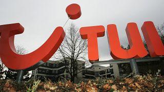 TUI-Reklame