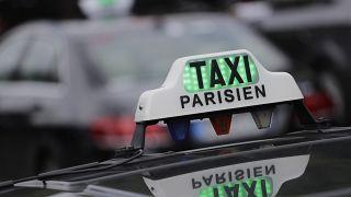 Paris taksisi