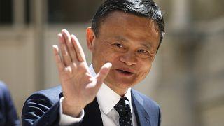 Onde está Jack Ma?