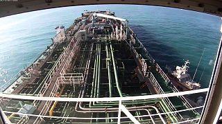 توقیف نفتکش هانکوک چمی کره جنوبی در خلیج فارس