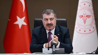 Türkiye Cumhuriyeti Sağlık Bakanı Fahrettin Koca