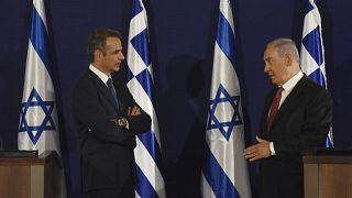 إسرائيل واليونان تبرمان اتفاقية في مجال الدفاع
