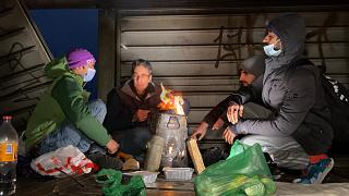 Βοσνία-Ερζεγοβίνη: Άθλιες οι συνθήκες ζωής των μεταναστών λόγω χειμώνα